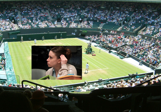 casey anthony trial wimbledon