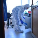 Prompted by the Trump administration, which has been stung by the high incidence of covid-19, the CDC is trashing its previous guideline on who should be tested. (Dean Calma /IAEA)
