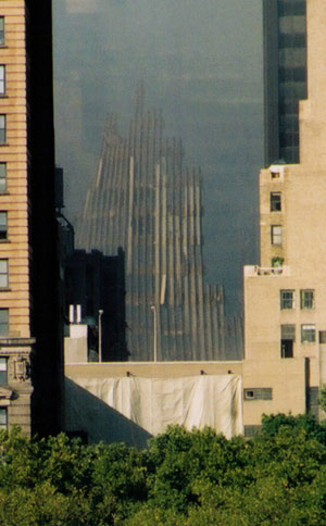 Shards of the Twin Towers
