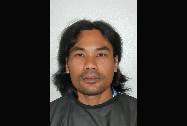Chann Chomm is accused of rape, false imprisonment, aggravated assault with a deadly weapon, and battery domestic violence.