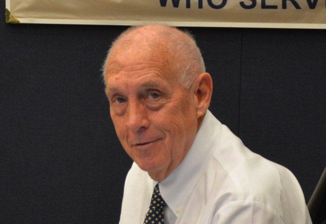 charlie ericksen flagler county commission