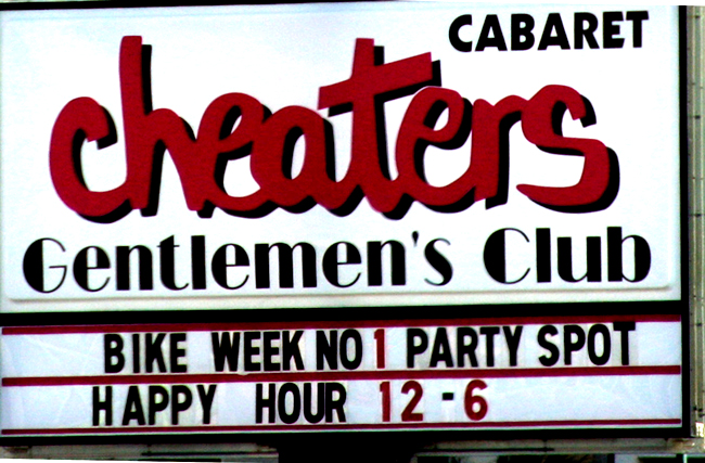 cheaters strip club gentlemen's club ormond-beach us route 1
