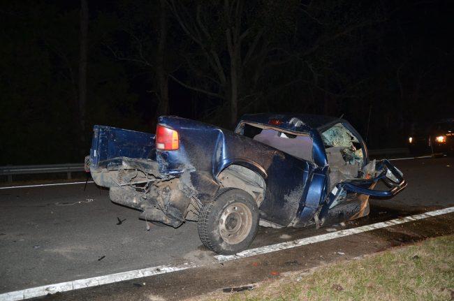 state road 100 crash