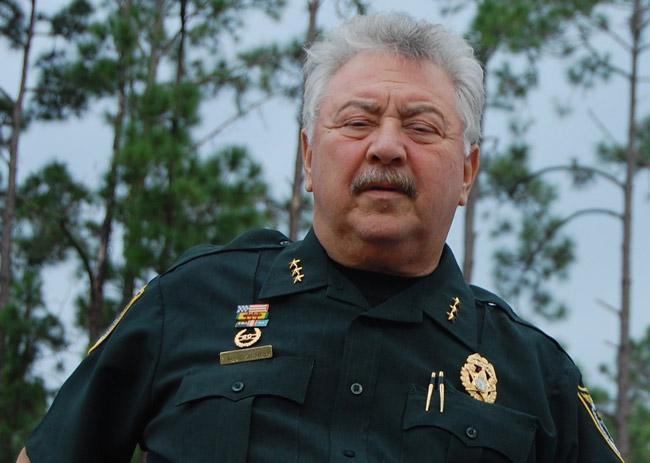 rick look flagler sheriff
