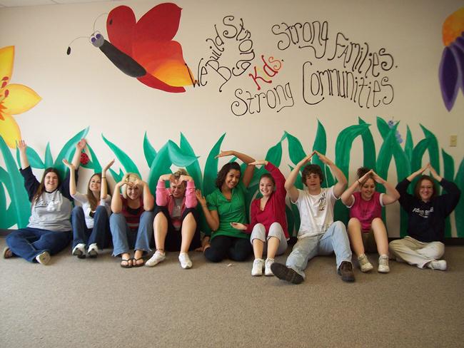 We hope. (YMCA Children Room)