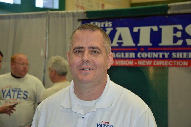 chris yates candidate sheriff flagler county 2016