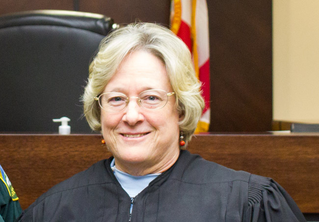 Circuit Judge Karen Gievers. (Second Judicial Circuit)