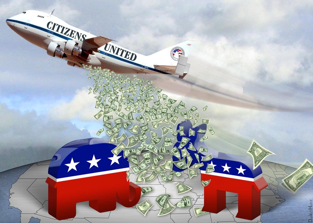 citizens united campaign finance