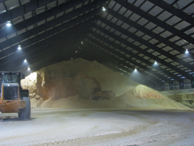 U.S. Sugar's Clewiston Factory is one of the biggest sugar producing factories in the country and the primary employer in the area with more than 1,600 workers. (C-Monster)