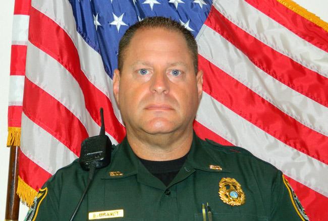 steve brandt flagler county sheriff's office