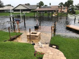 A canal-front property on Cochise Court in palm Coast. Click on the image for larger view. (Contributed)