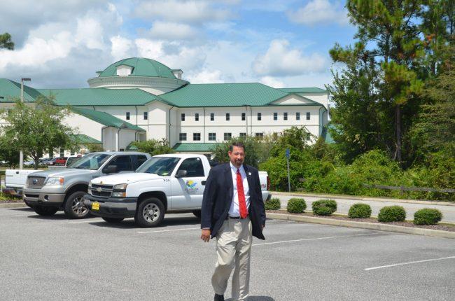 craig coffey flagler administrator