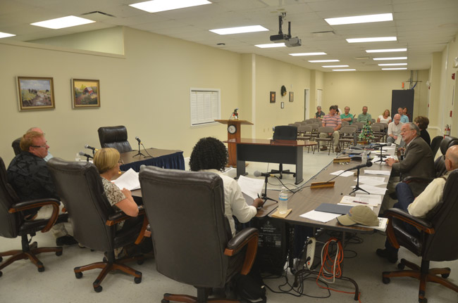 bunnell city manager interviews