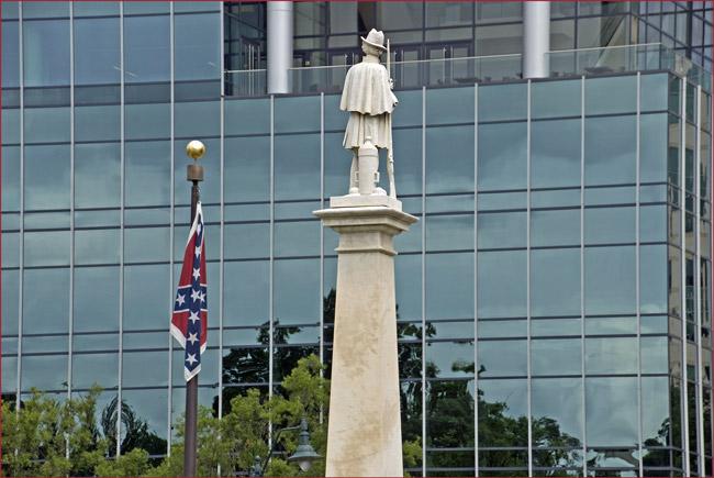 confederate flag columbia south carolina state house
