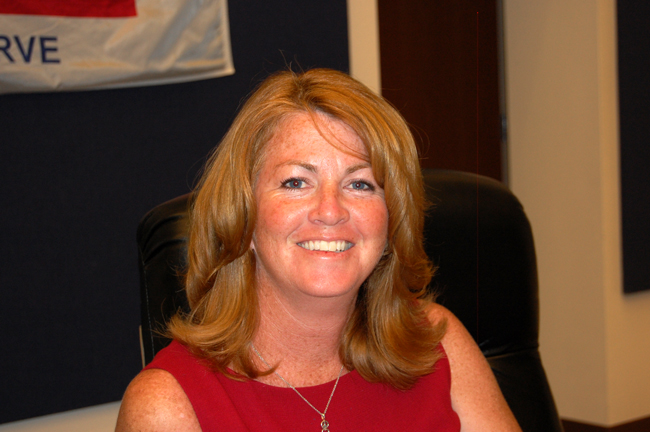 Colleen Conklin has been a Flagler County SSchool Board member since 2000, and had been the chief operating officer of the Florida Endowment Foundation for Florida's Graduates since mid-2007. (©