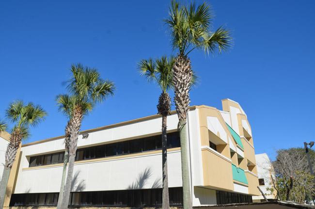 corporate one itt building palm coast