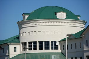 Flagler County Commission Cupola