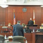 Precautions aren't enough: Flagler County's judicial personnel will not be holding in-person trials until at least the latter end of January due to Covid-19. (© FlaglerLive)