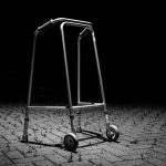 John Twohig's 'Walking Frame Available,' July 2020.