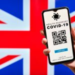 Britain is among the nations considering a so-called 'Covid passport,' and is exploring the possibility of denying entry into the country by those who have not been vaccinated.