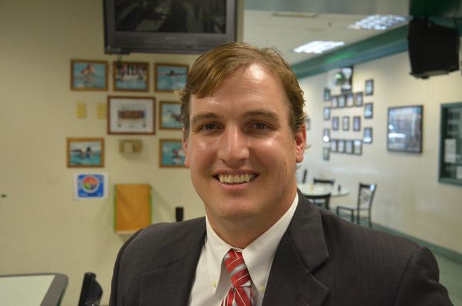 craig atack flagler county judge candidate elections 2012