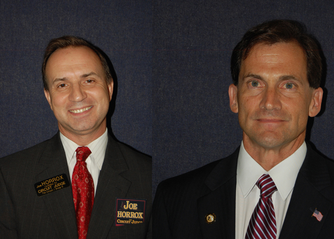 dennis craig and joe horrox vie for 7th judicial circuit court seat in flagler county kim c. hammond's