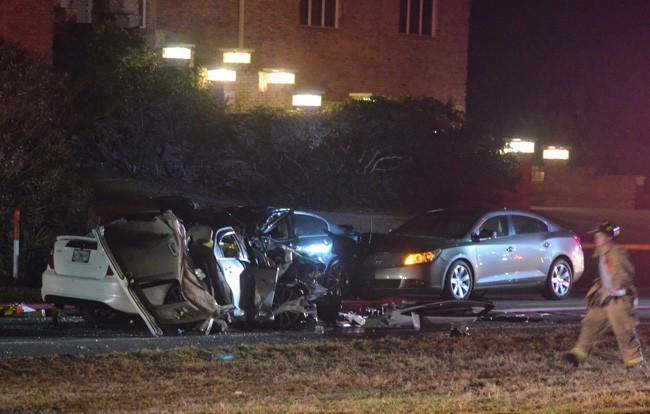 A1A crash fatalities