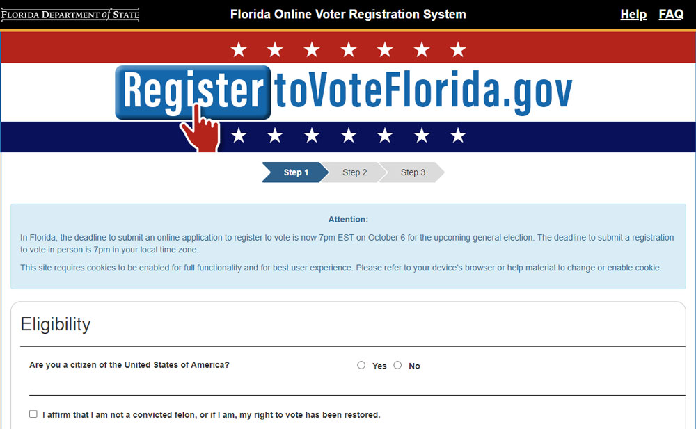 Useless: the state's online registration web page performed no better than the state's jobless benefits system.