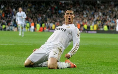 Mr. Modesty: Cristiano Ronaldo ( Calcio Streaming)