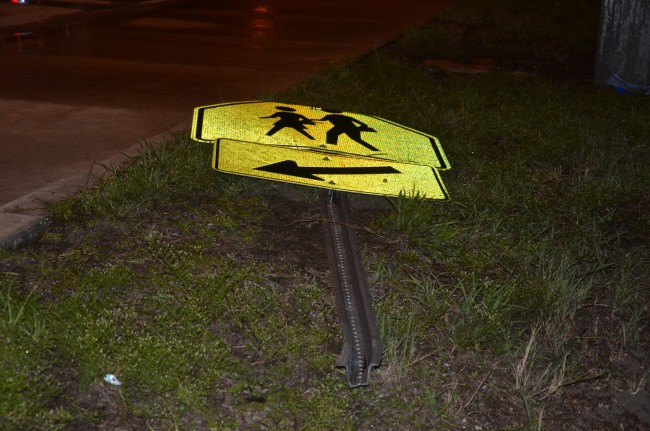 school crossing fatality