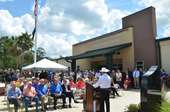 sheriff's centennial