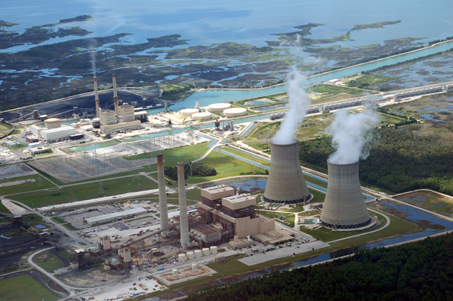 The shuttered Crystal River nuclear plant will still cost ratepayers $1.5 billion over the next 20 years. (Chris Gent)