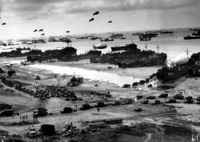 Today is the 75th anniversary of the D-Day Normandy invasion.