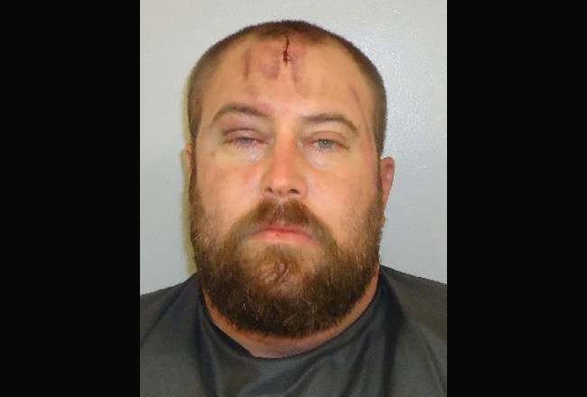 Daniel Noble of Palm Coast faces an attempted first-degree murder charge and three aggravated battery with a deadly weapon charge after an incident at European Village Saturday night.