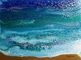artist dara dodson ocean art gallery