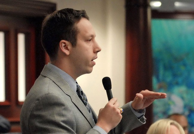 Dave Kerner, the Lake Work Democrat and an attorney who represents clients suing governments with red-light camera operators, was among the most vocal backers of a bill that would severely restrict the uses of such schemes.
