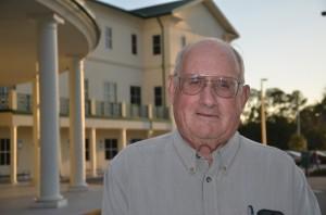 County Commissioner Dave Sullivan. (© FlaglerLive)