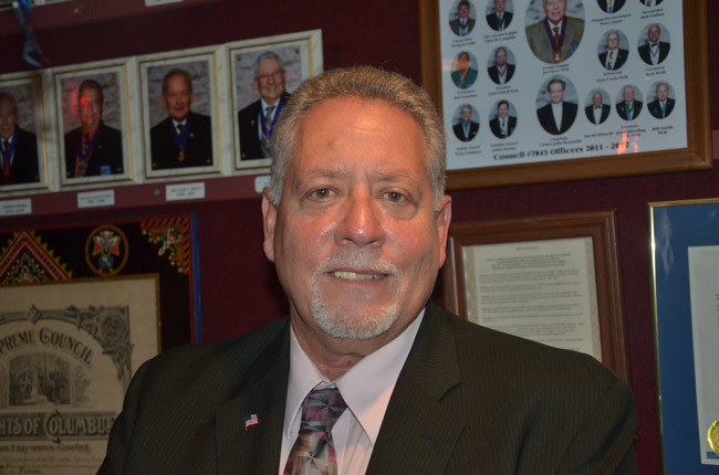 Don Appignnani flagler county judge candidate