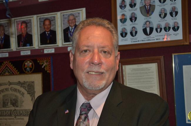 Don Appignani, flagler county judge candidate. (© FlaglerLive)