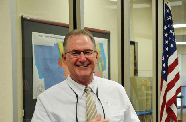 David Ayres, Flagler Broadcasting General Manager