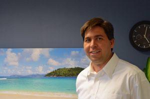David Ottati, a regional Adventist Health CEO, headed Florida Hospital Flagler for several years. (© FlaglerLive)