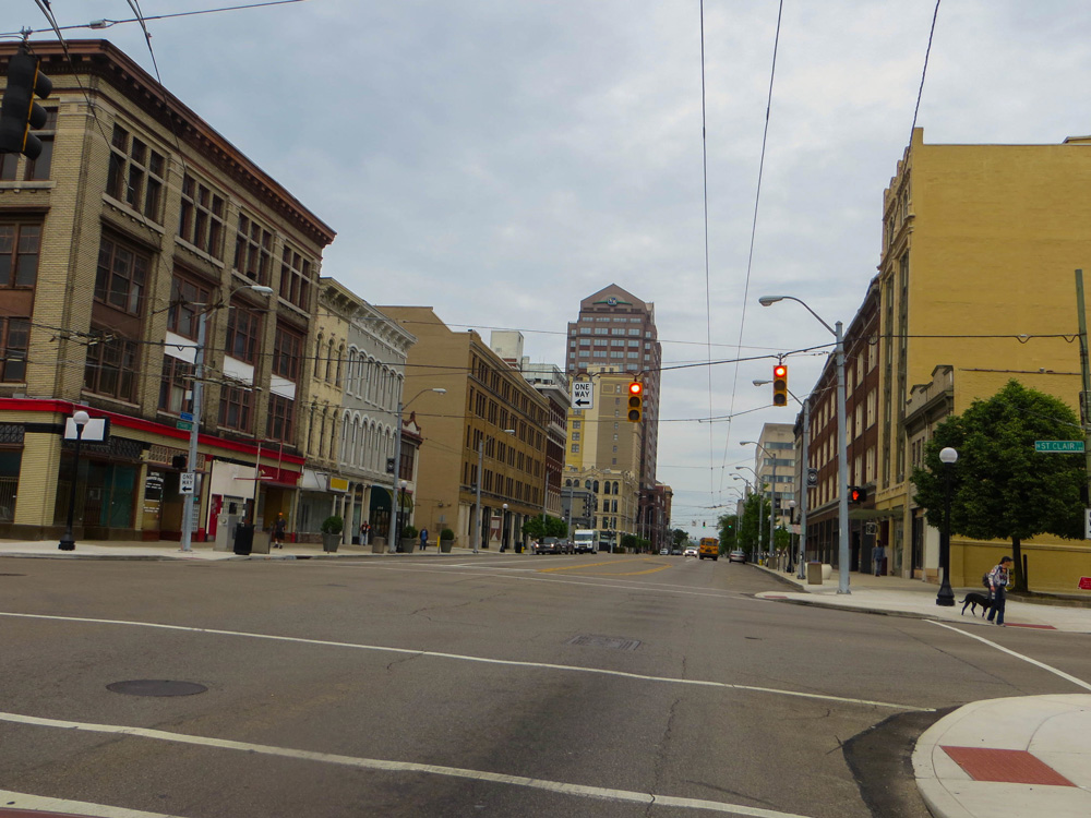Dayton, Ohio. (David Wilson)