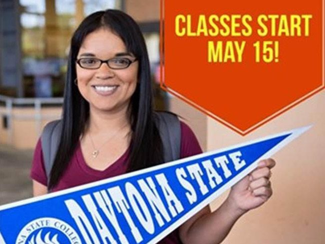 daytona state summer session