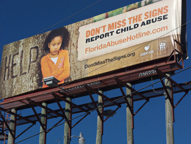 The Florida Department of Children and Families missed the signs. (Daniel Oines)