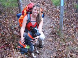 denise bevan appalachian trail