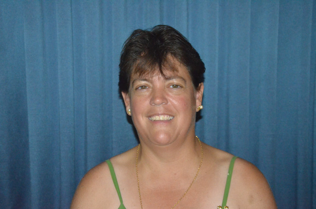 Denise Calderwood is an Independent candidate for District 4. (© FlaglerLive)
