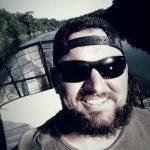 Dennis Carr Corbin in a Facebook selfie taken last year.