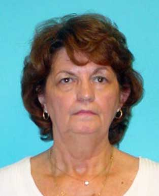 Diane Kepus's Departmen t of Corrections mugshot. She is serving 10 years' probation for felony grand theft.