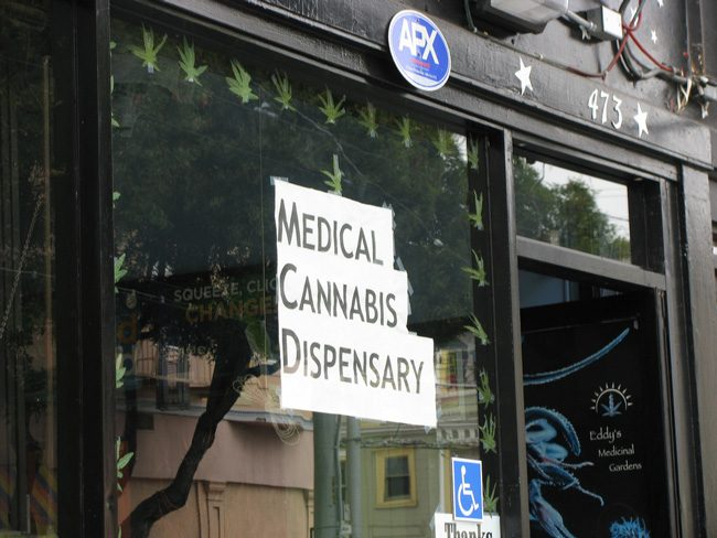 medical pot dispensary