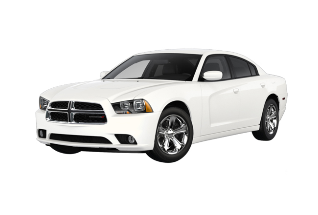 A Dodge Charger SXT similar to the one Sheriff Jim Manfre drives in his capacity as Sheriff.